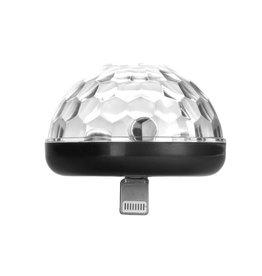 Kikkerland phone light - disco