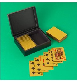 Le Studio playing cards (gold)