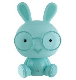 Le Studio nachtlampje - konijn (blauw)