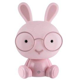 Le Studio night light - rabbit (pink)