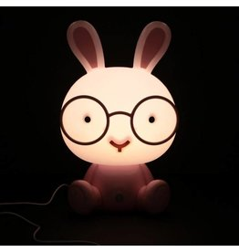 Le Studio night light - rabbit (pink)