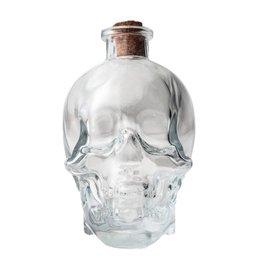Tobar fles - schedel