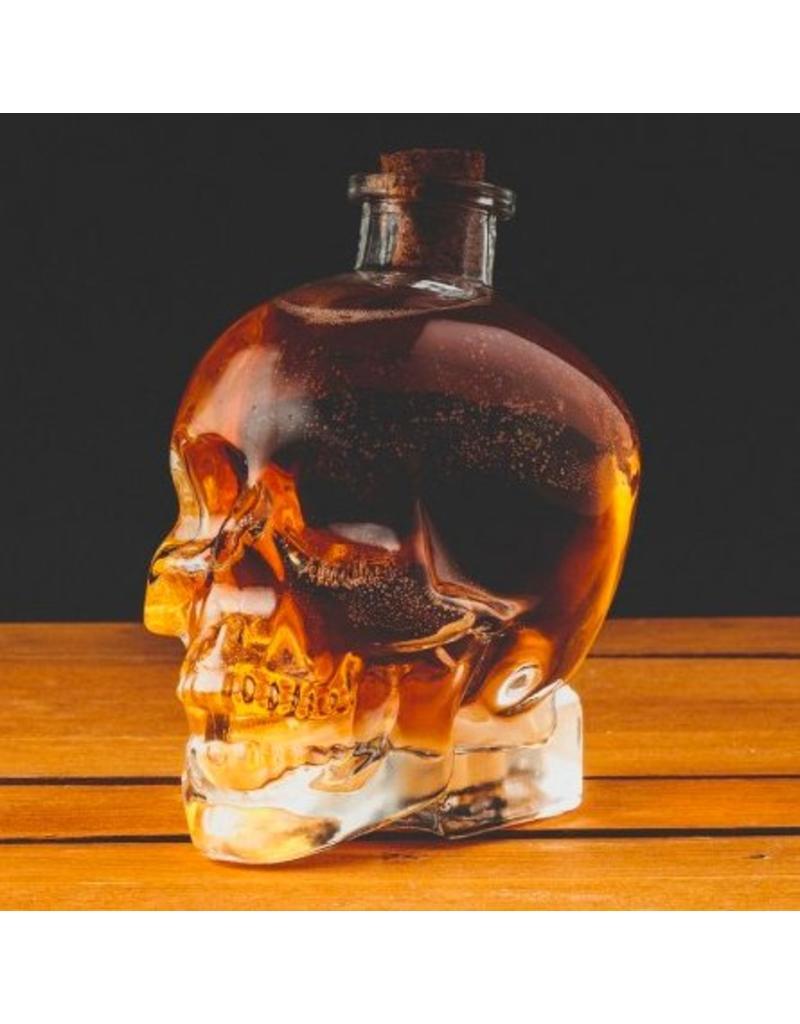 Tobar bottle - skull