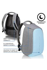 XD Design bobby anti-theft backpack (pastel blue)