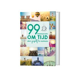 Lantaarn boek - 99 manieren om tijd voor jezelf te nemen