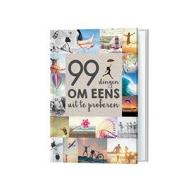 Lantaarn boek - 99 dingen om eens uit te proberen