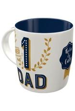 Nostalgic Art mug - nr.1 dad