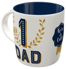 Nostalgic Art mug - nr.1 dad (4)