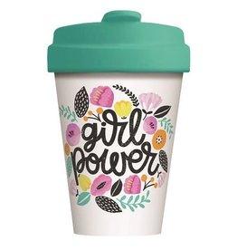Chic Mic travel mug - girl power (1)