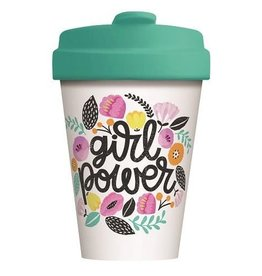 Chic Mic travel mug - girl power
