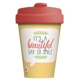 Chic Mic travel mug - beautiful day