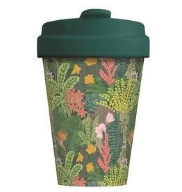 Chic Mic travel mug - jungle look