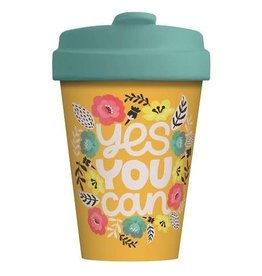 Chic Mic travel mug - yes you can