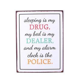 La Finesse bord - sleeping is my drug…