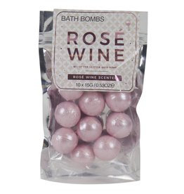 Gift Republic bath bombs - rosé wine