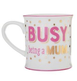 mok - busy being a mum