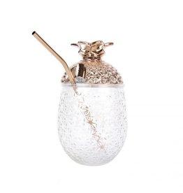 Helio Ferretti cocktail glass - queen of fruits