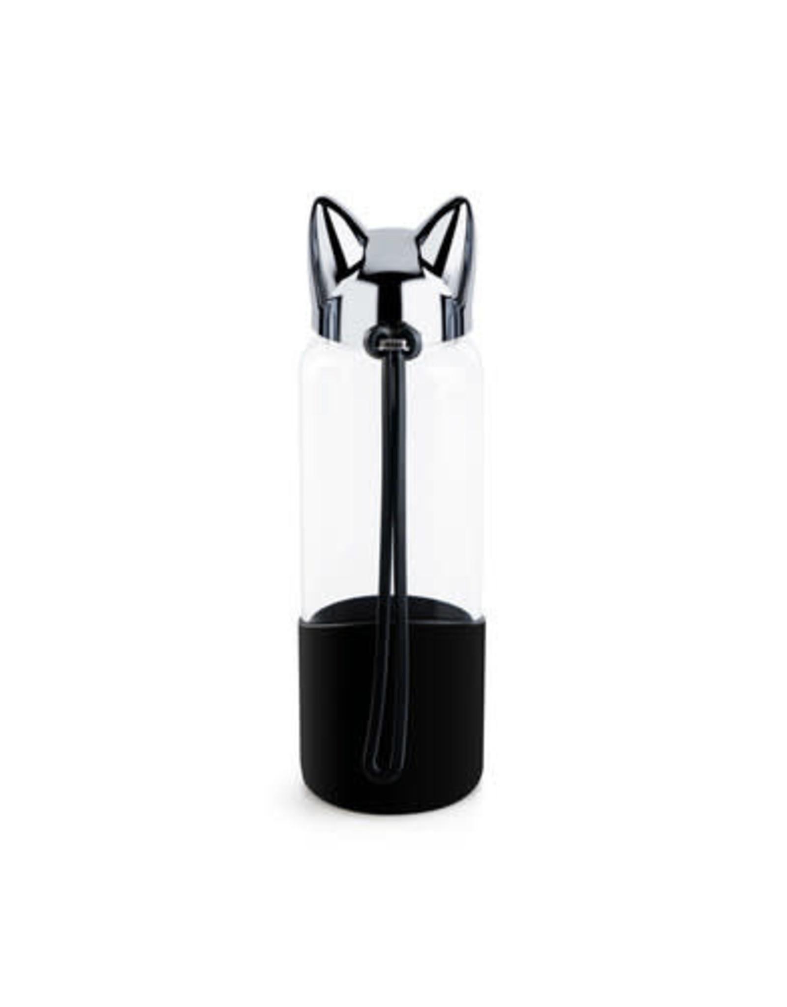 bottle - cat (black)