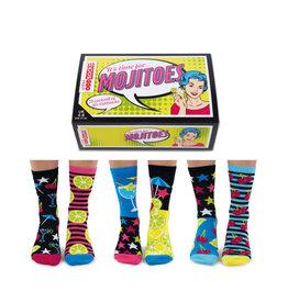 OddSocks socks - mojitoes