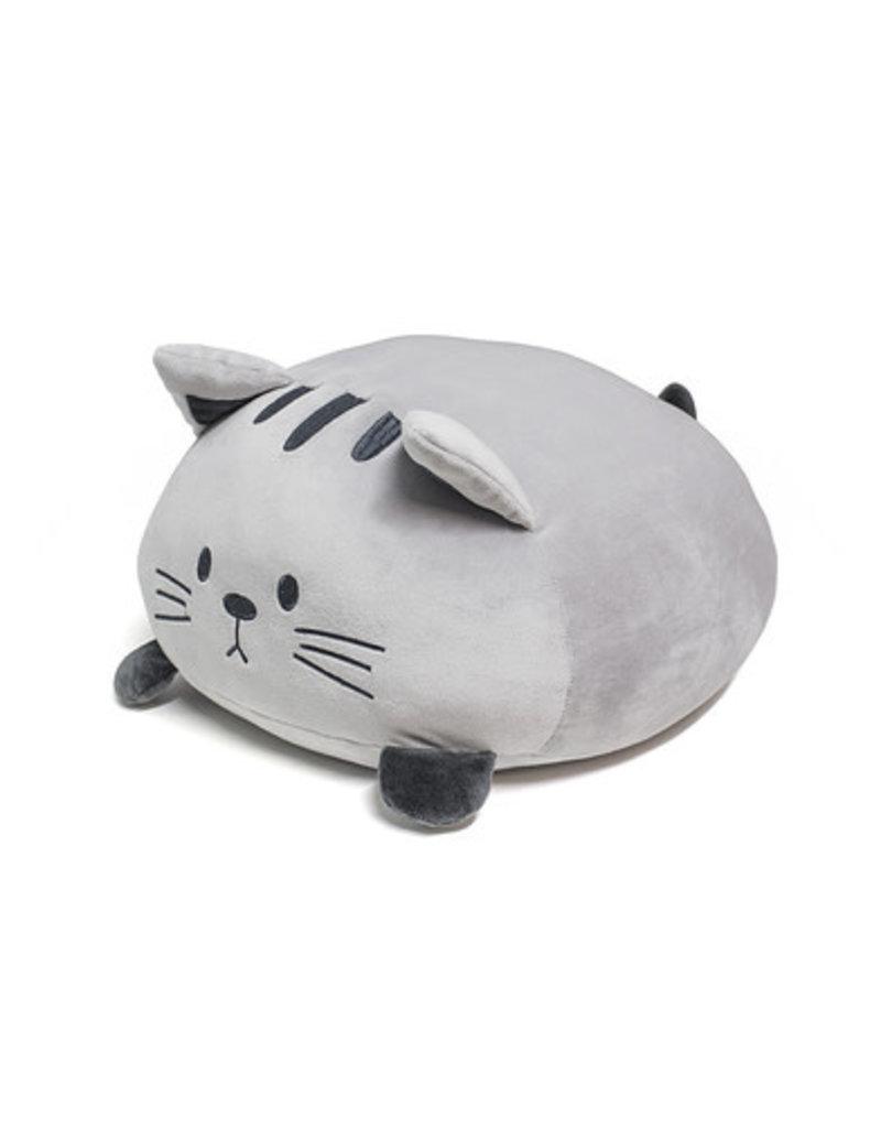 Balvi kussen - kitty (grijs)