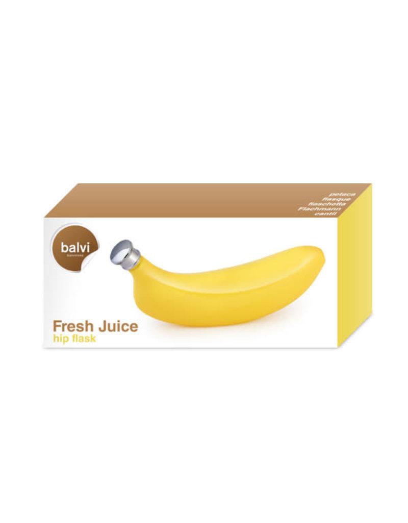 Balvi heupfles -  banaan