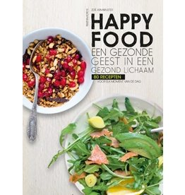 Lantaarn boek - happy food