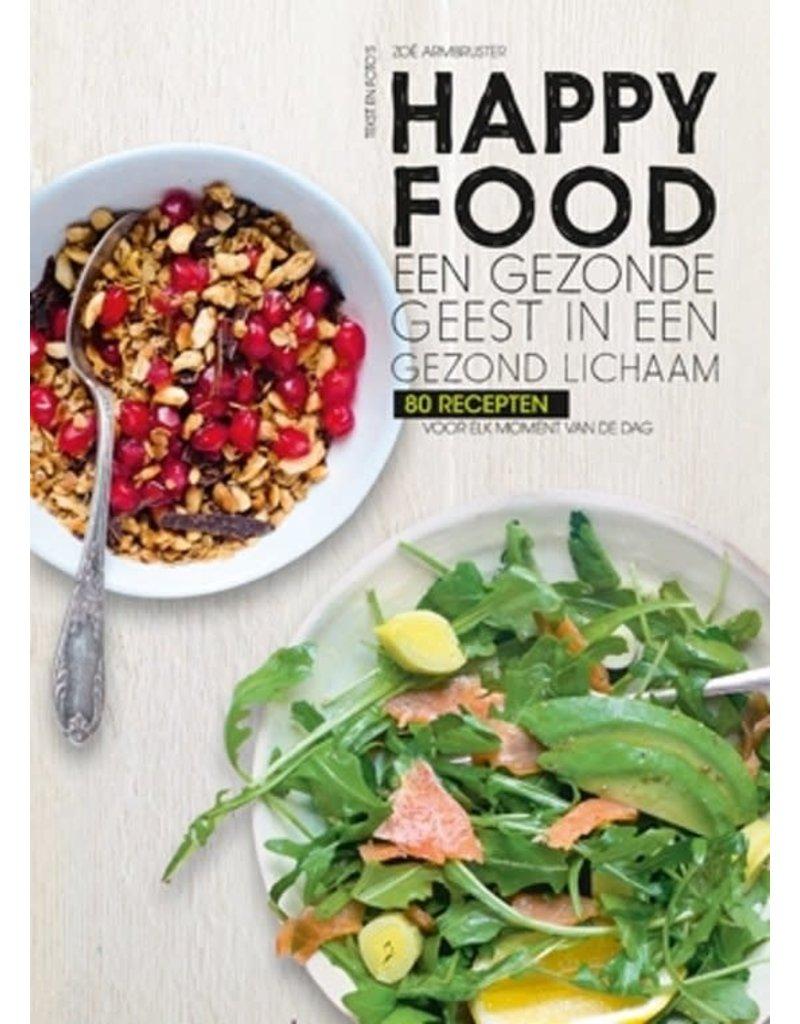 Lantaarn book - happy food