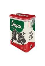 clip top box - vespa