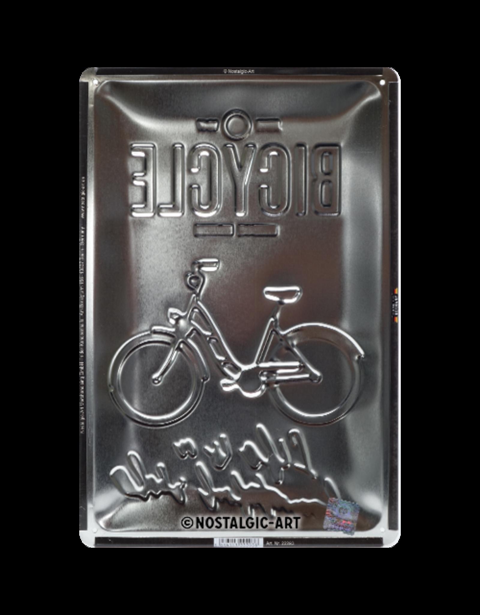 sign - bicycle (medium)