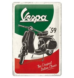 Nostalgic Art sign - vespa (medium)