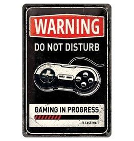 bord - warning do not disturb (medium)