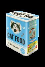 tin box - M - cat food