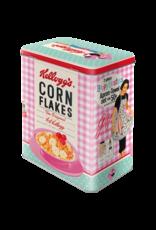 Nostalgic Art blikken doos - M - cornflakes