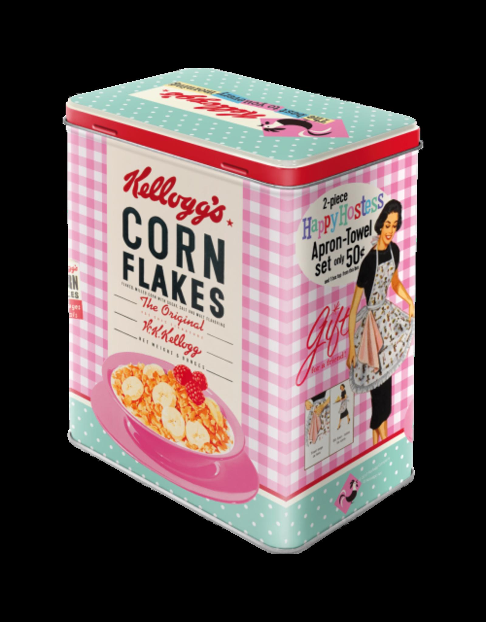 Nostalgic Art tin box - M - cornflakes