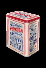 Nostalgic Art tin box - M - popcorn
