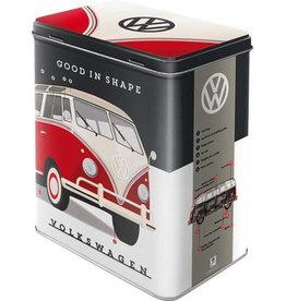 blikken doos - M - VW good in shape