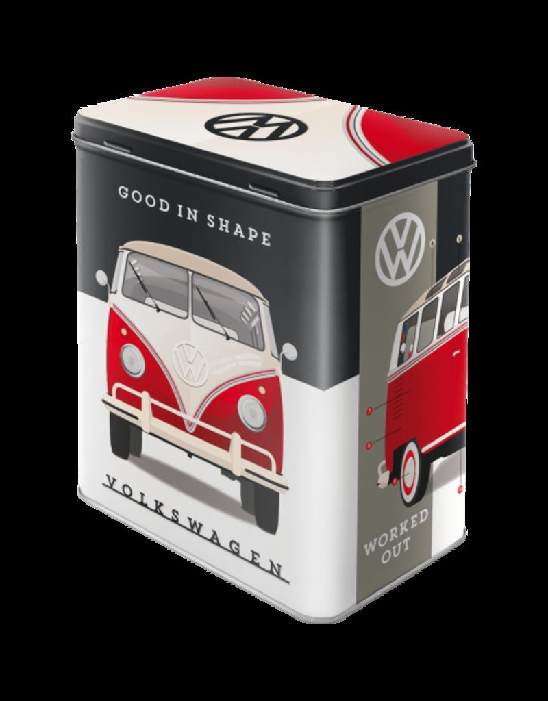 Nostalgic Art tin box - M - VW good in shape