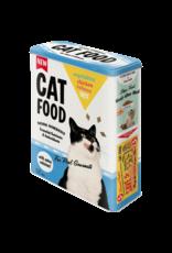 Nostalgic Art tin box - XL - cat food