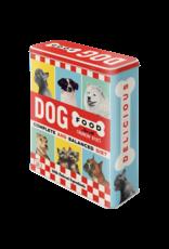 Nostalgic Art tin box - XL - dog food