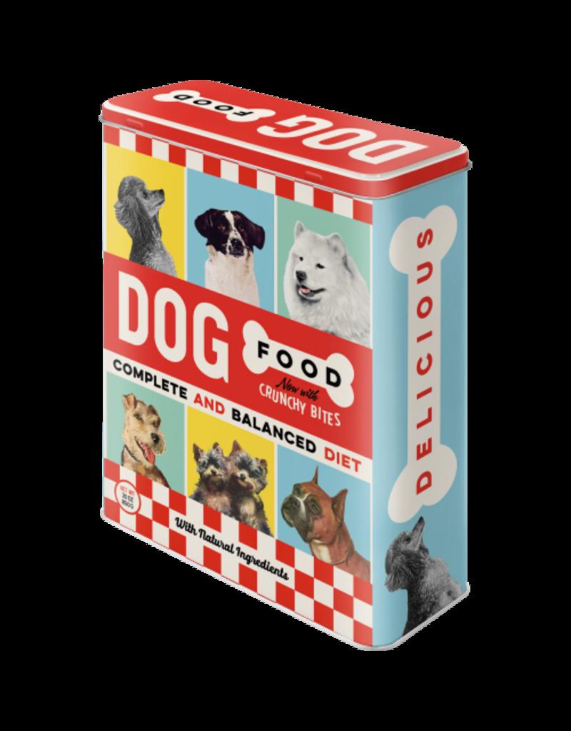 Nostalgic Art blikken doos - XL - dog food