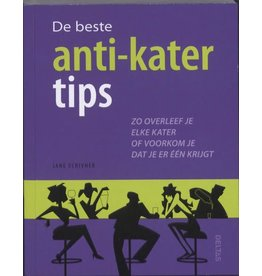 Deltas book - anti-hangover tips