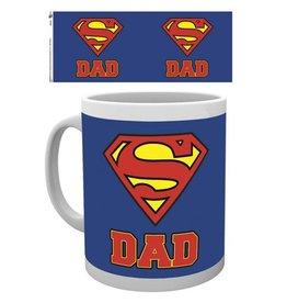 Hole In The Wall mug  - super dad