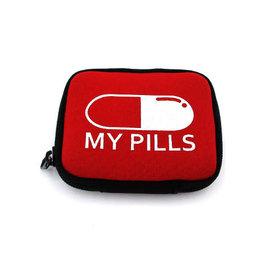 pill pouch - my pills