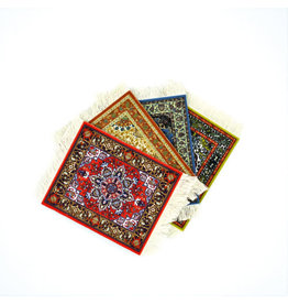 Invotis coasters - carpet