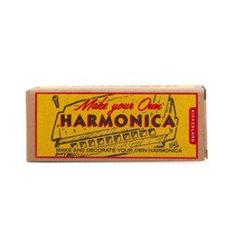 Kikkerland DIY instrument - harmonica