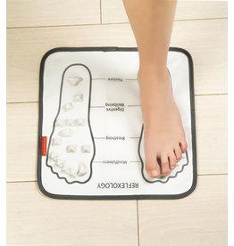 Kikkerland voet massager mat