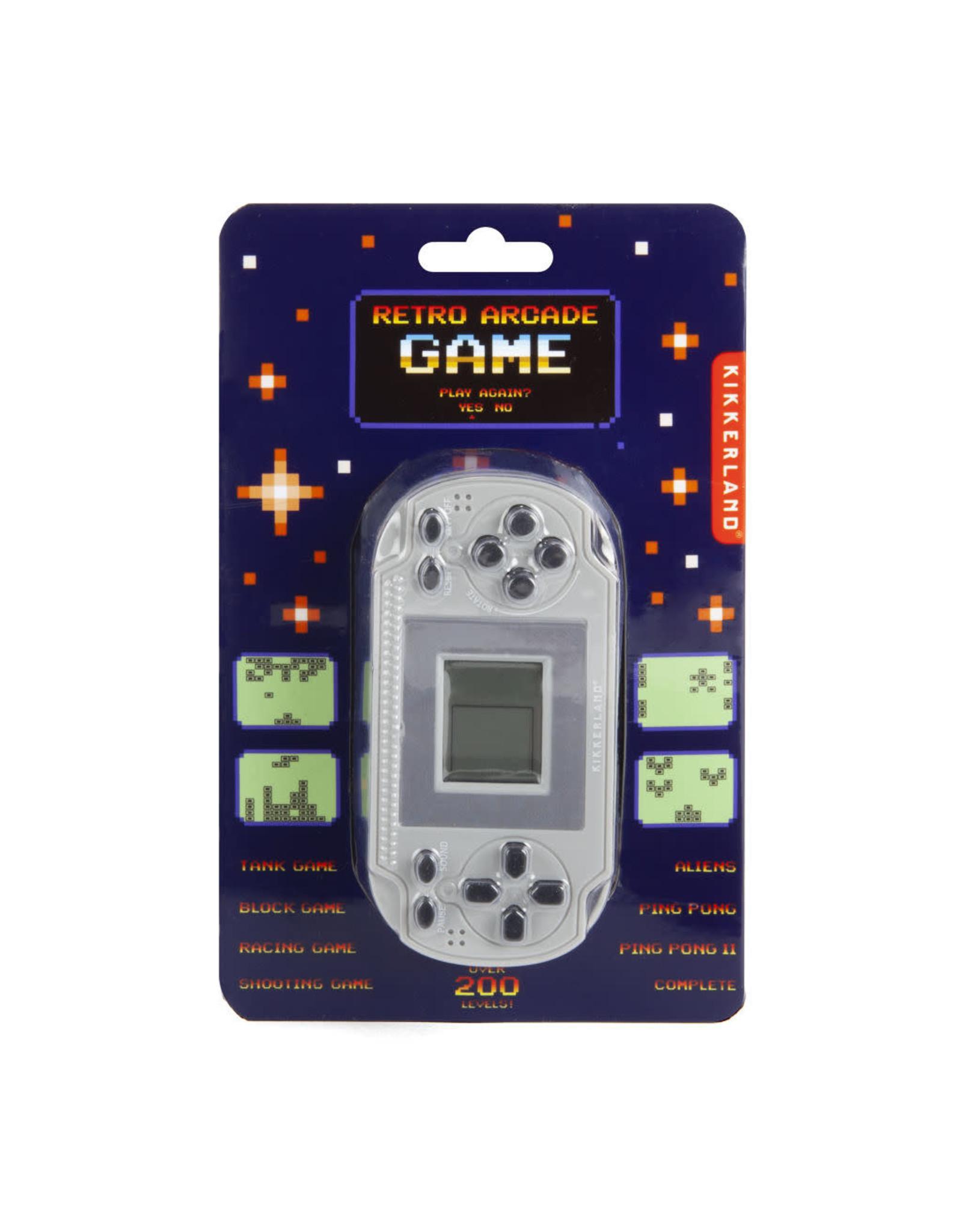 game - retro arcade