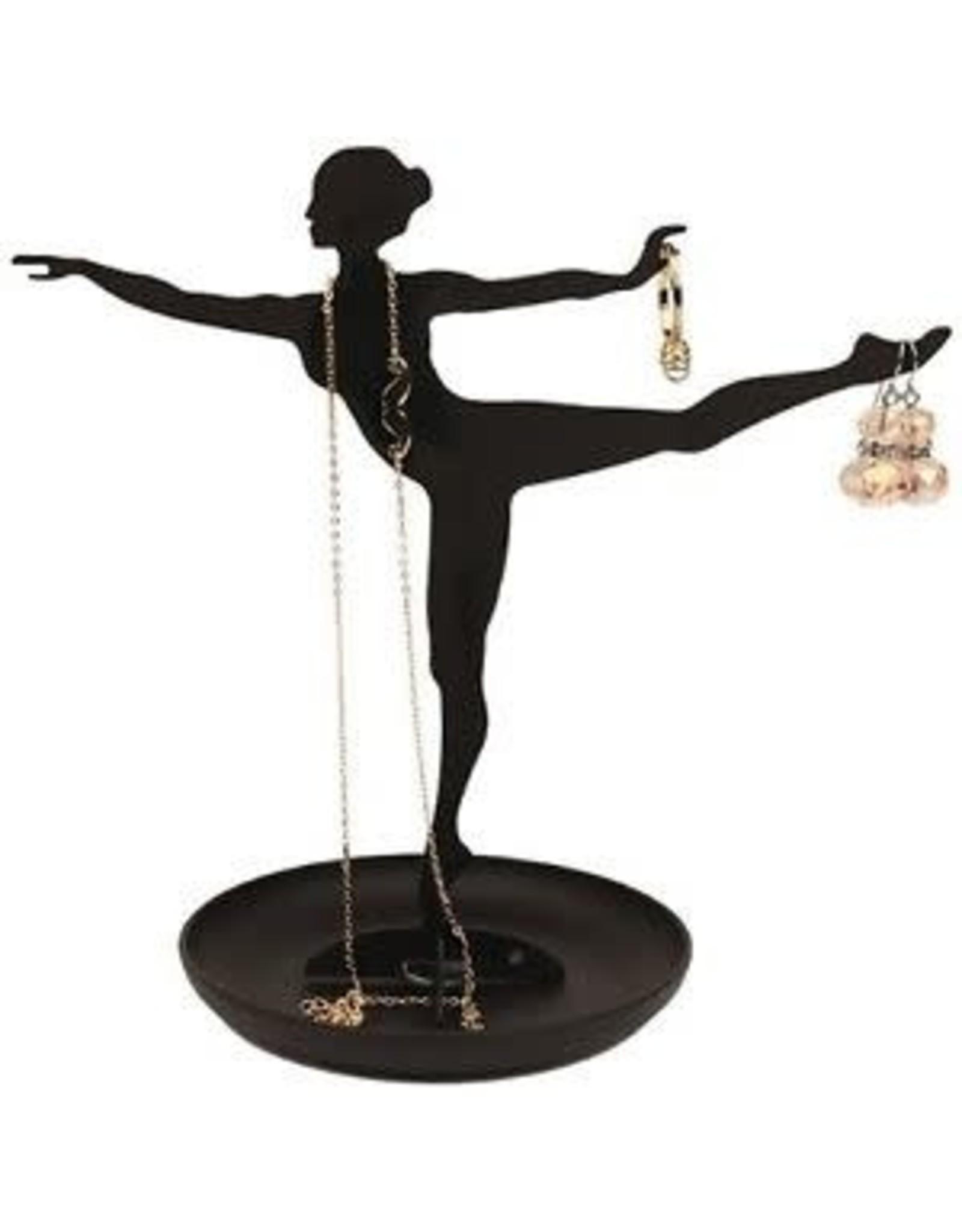 jewelry stand - ballerina