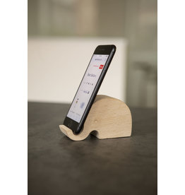 Kikkerland phone holder - elephant