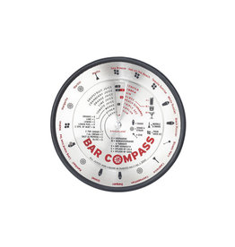 Kikkerland bar compass